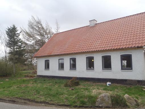 Kanogården - Mariagerfjordkajak.dk